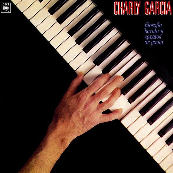 Charly Garcia Filosofia Barata Y Zapatos LP