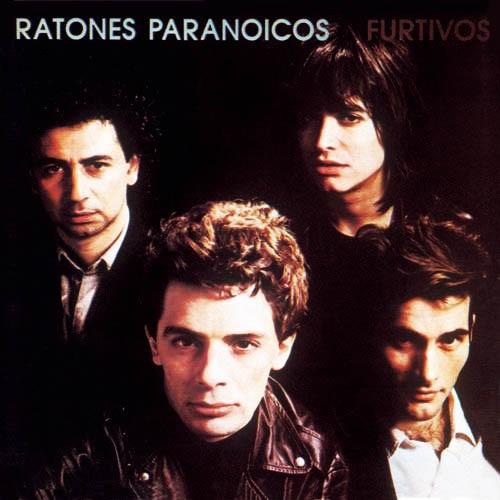 Ratones Paranoicos-Furtivo LP
