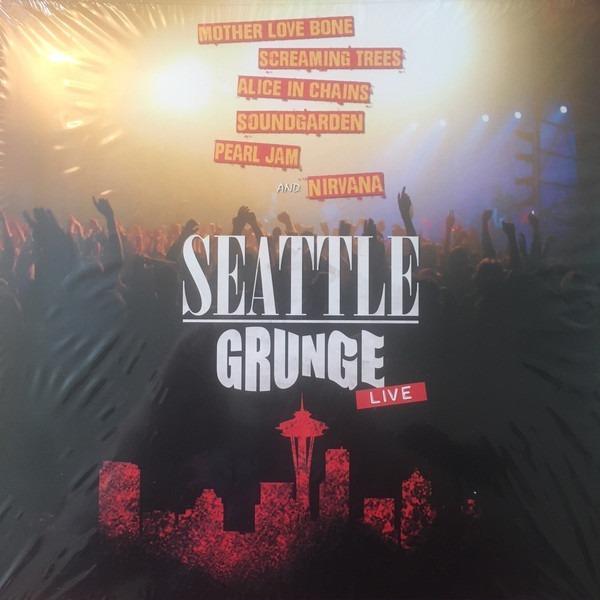 Varios-Seattle Grunge Live LP