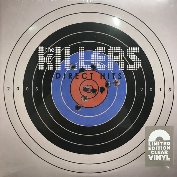 The Killers – Direct Hits 2LPs