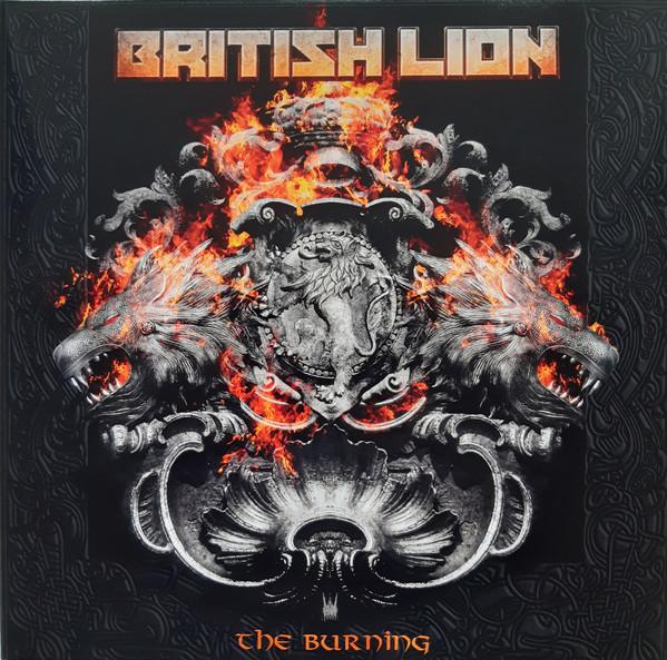 British Lion – The Burning 2 LPs