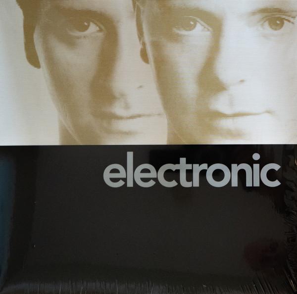Electronic – Electronic LP
