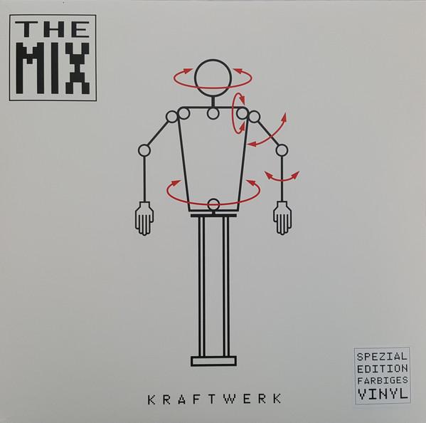 Kraftwerk - The Mix 2LPs White