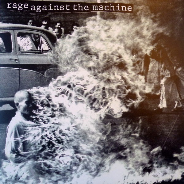 Rage Against The Machine – Rage Against The Machine LP