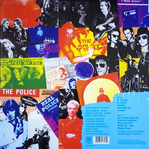 The Police - Outlandos D'Amour LP
