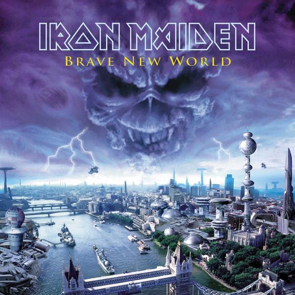 Iron Maiden – Brave New World
