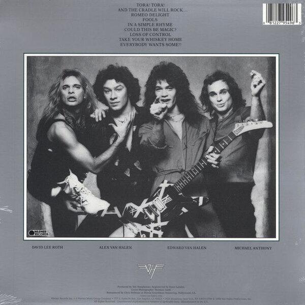 Van Halen - Women And Children First LP