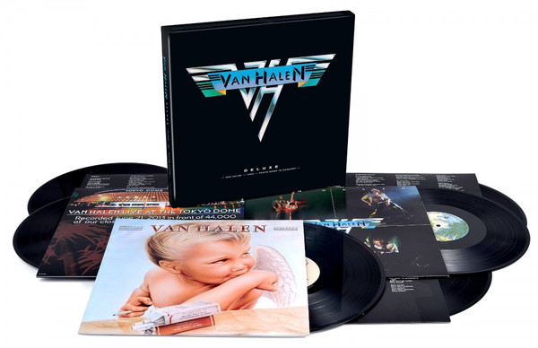Van Halen – Deluxe
