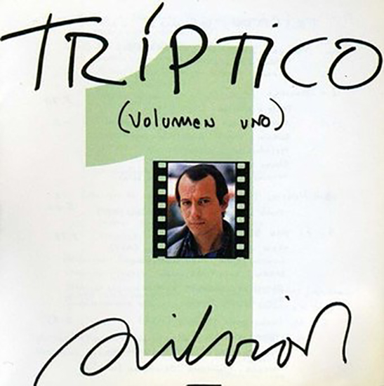 Silvio Rodríguez – Tríptico (Volúmen Uno) CD