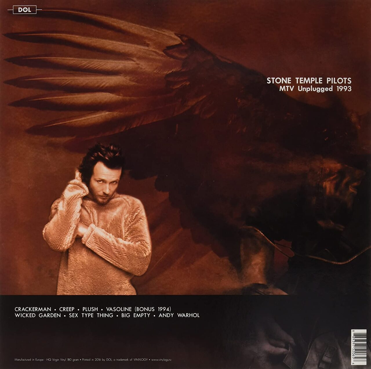 Stone Temple Pilots - MTV Unplugged 1993 LP