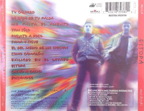 Estopa - Estopa CD