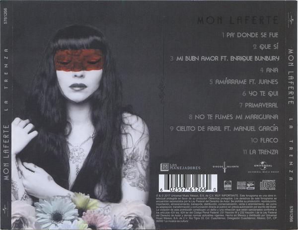 Mon Laferte - La Trenza CD