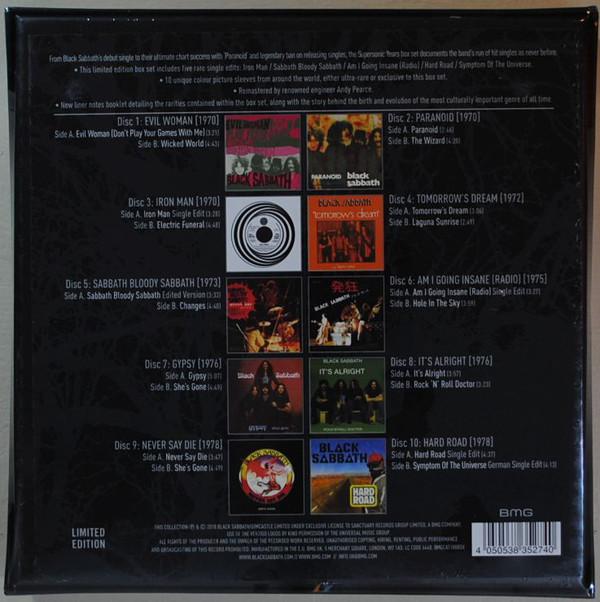 Black Sabbath – Supersonic Years: The Seventies Singles Box Set