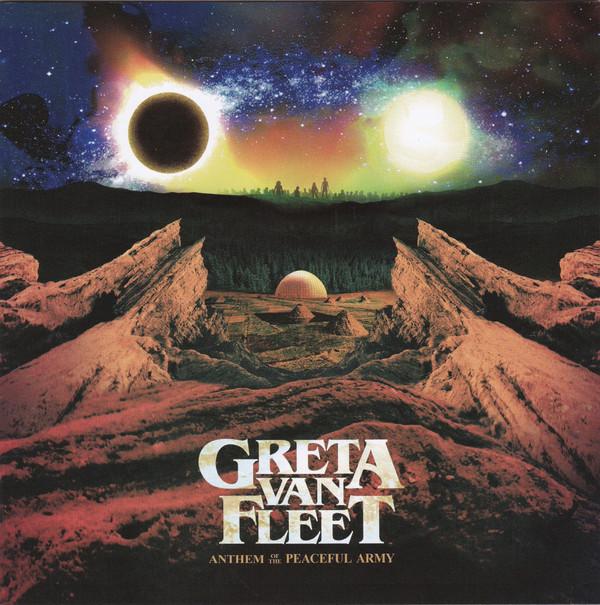 Greta Van Flee - Anthem Of The Peaceful Army CD