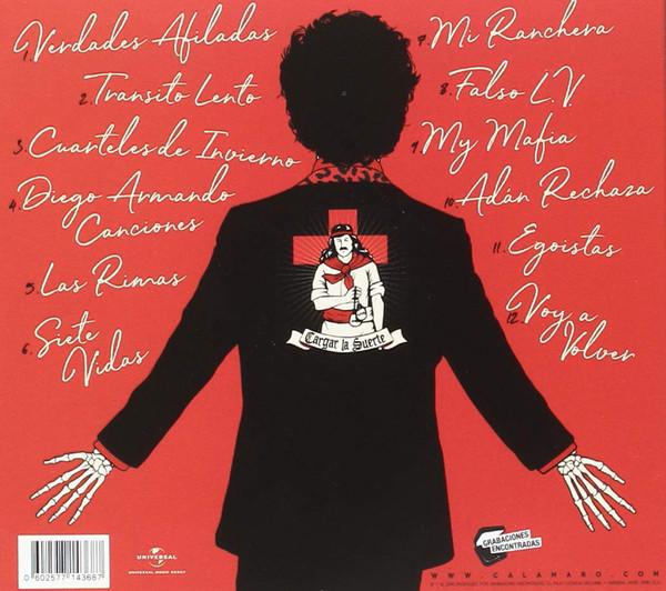Andrés Calamaro - Cargar La Suerte CD