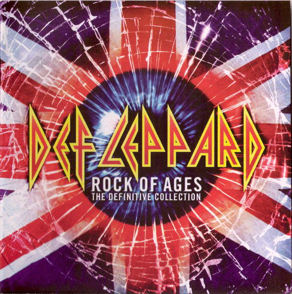 Def Leppard - Rock Of Ages: The Definitive Collection 2CD