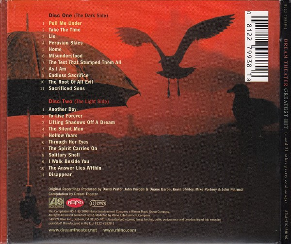 Dream Theater – Greatest Hit (...And 21 Other Pretty Cool Songs)