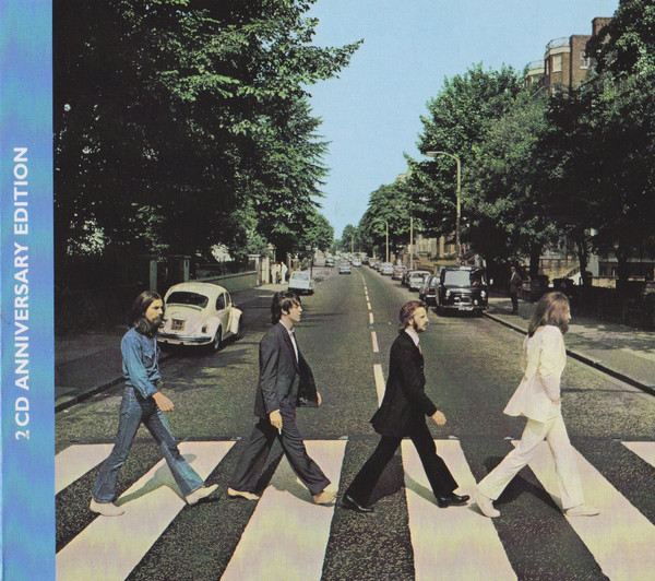 The Beatles - Abbey Road 50th Anniverary 2CD