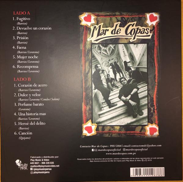 Mar De Copas – Mar de Copas LP