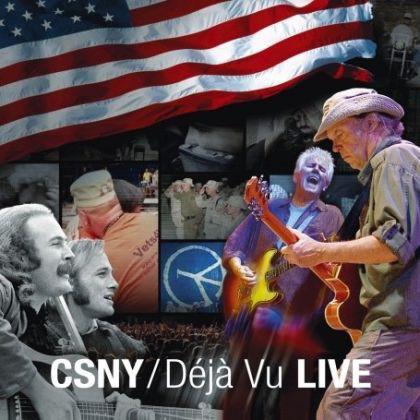 Crosby, Stills, Nash & Young - Déjà Vu Live CD