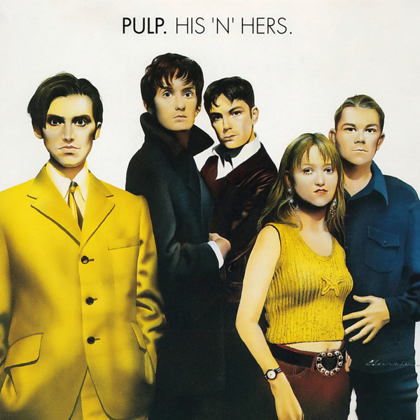 Pulp - His 'N' Hers CD