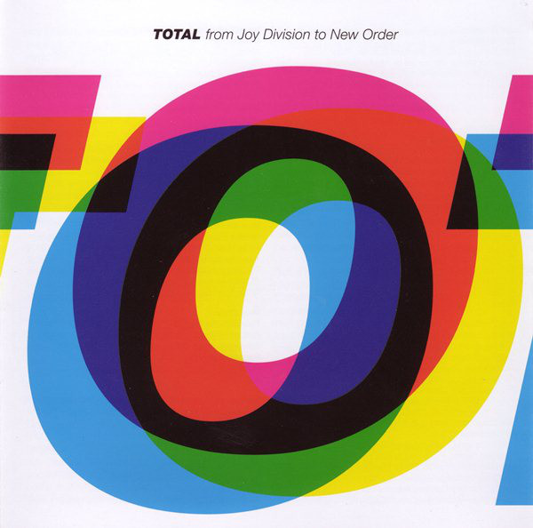 New Order & Joy Division - Total (From Joy Division To New Order) CD