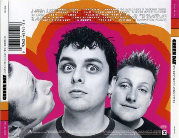 Green Day - International Superhits! CD