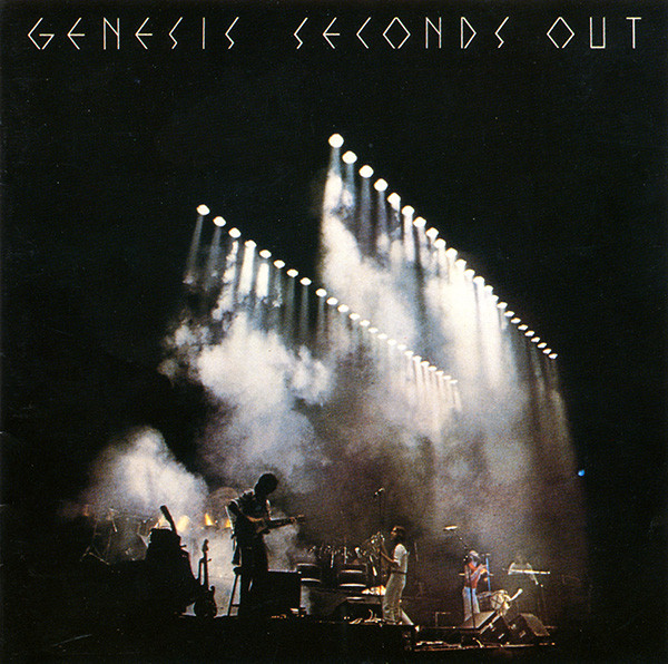 Genesis - Seconds Out 2CD