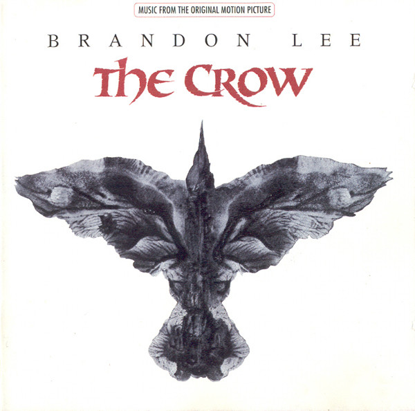 Varios - The Crow (Music From The Original Motion Picture) CD