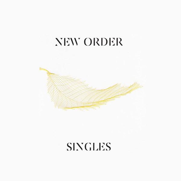 New Order - Singles 2CD