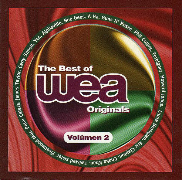 Varios - The best of Wea Originals - Volumen 2 CD