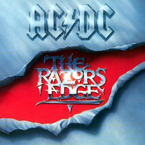 AC/DC - The Razors Edge CD