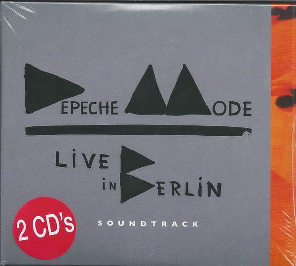 Depeche Mode - Live In Berlin (Soundtrack) 2CD