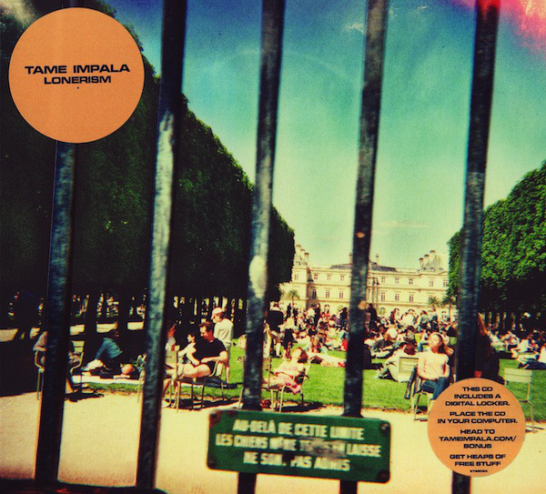 Tame Impala - Lonerism CD