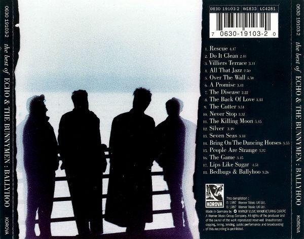 Echo & The Bunnymen - Ballyhoo : The Best Of Echo & The Bunnymen CD