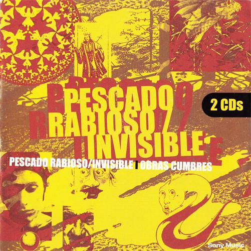 Pescado Rabioso, Invisible - Obras Cumbres 2CD