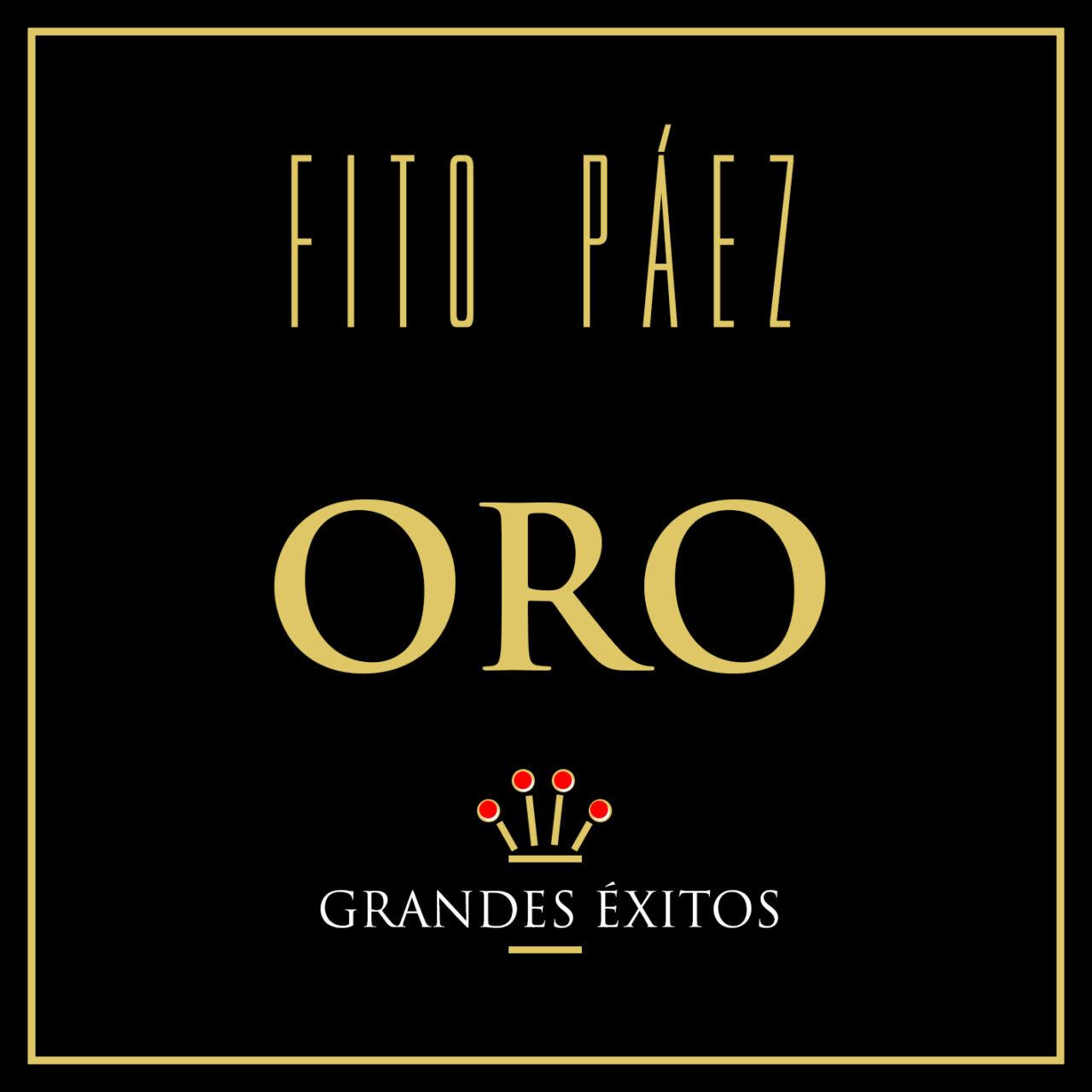Fito Paez ORO CD