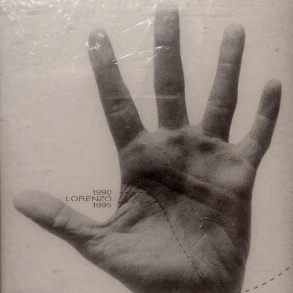 Jovanotti - Lorenzo 1990-1995 Raccolta CASSETTE