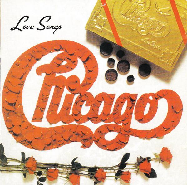 Chicago - Love Songs CD