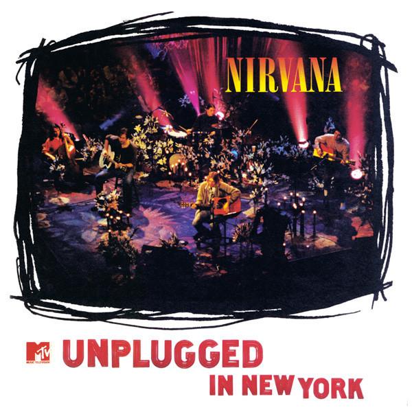 Nirvana - MTV Unplugged In New York CD