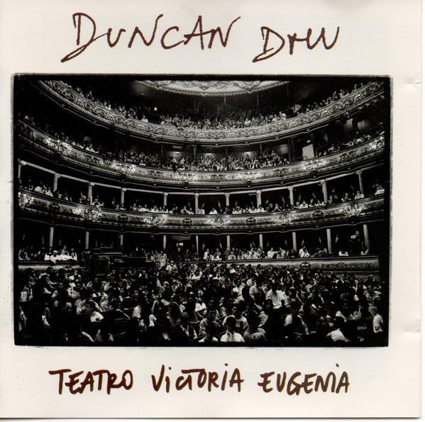 Duncan Dhu – Teatro Victoria Eugenia
