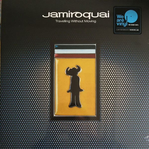 Jamiroquai - Travelling Without Moving 2LP
