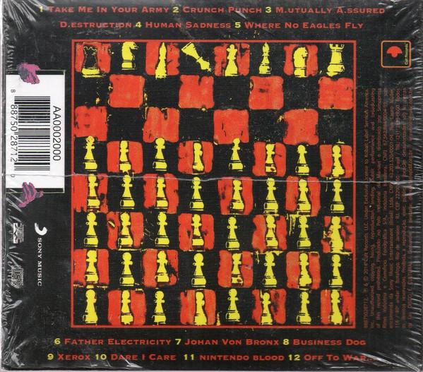 Julian Casablancas+The Voidz - Tyranny CD