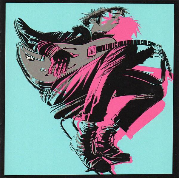 Gorillaz - The Now Now CD