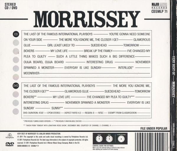 Morrissey – Very Best Of