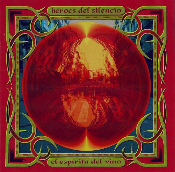 Héroes Del Silencio - El Espíritu Del Vino CD