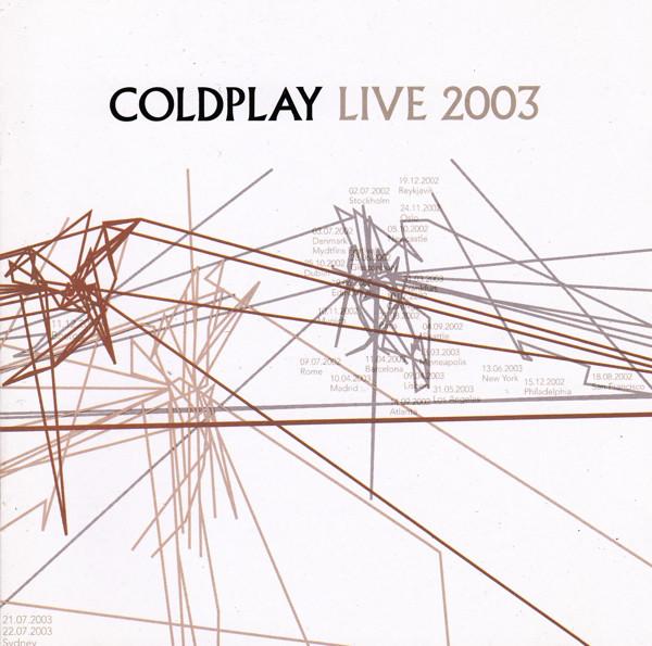 Coldplay - Live 2003 DVD+CD