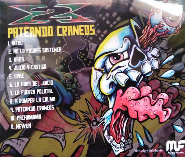 2x – Pateando Craneos CD