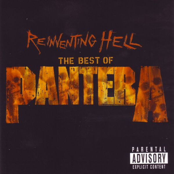Pantera - Reinventing Hell (The Best Of) CD