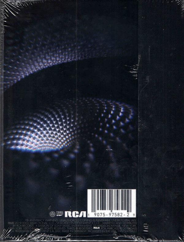 Tool - Fear Inoculum CD BOOK EDITION